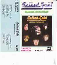 K7 AUDIO (TAPE)  THE ROLLING STONES *ROLLED GOLD PART 1*   (MADE IN JAPAN)