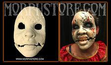 Halloween Foam latex Doll Face (Blair) Brows Mask lot.