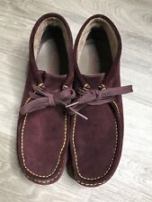 Clarks Original Wallabee Mens Crepe Sole Casual Boot Size 8.5 M