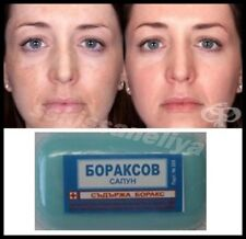 Whitening and Peeling Soap - 60 g. with Borax Extract - Antiseptic and Soothing