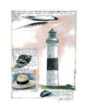 Sabine Gehrke Kunstdruck Kampen Bodek GB0410 G-2334
