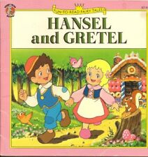 Hansel and Gretel (Fun-To-Read Fairy Tales)
