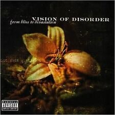 Vision of compulsif-FROM BLISS TO DEVASTATION CD