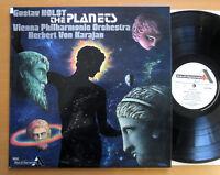 SDD 400 Holst The Planets Karajan Vienna Philharmonic EXCELLENT Ace Of Diamonds