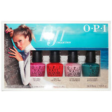 OPI Mini Fiji Collection Spring 2017 Nail Lacquer Set of 4 Mini's