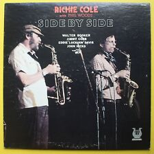 Richie Cole Phil Woods Walter Booker Muse Live LP 1980