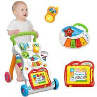 Sit-to-stand Baby Walker Stroller Multi-Function Stroller Good Toddler USA
