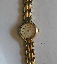 CITIZEN ladies gold tone quartz watch 3220 Y52788