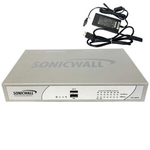 Sonicwall TZ 215 Network Security Appliance Firewall with Power Cord