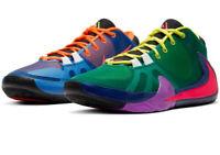 Nike ZOOM FREAK 1 - Multi Color / CT8476-800 / Mens Shoes Sneakers