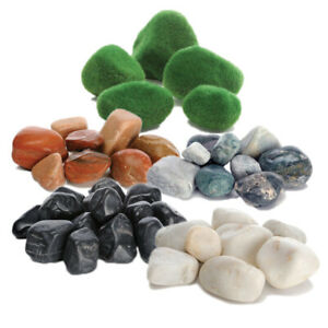 OASE BIORB FENG SHUI PEBBLE PACK RED WHITE GREEN BLACK FISH TANK PEBBLES