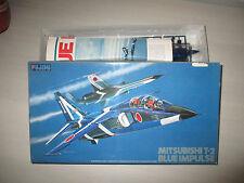 MITSUBISHI T-2 BLUE IMPULSE KIT MONTAGGIO FUJMI SCALA 1/48