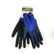 West Chester Liquid Protection Yard Care Gloves Womens Size Medium