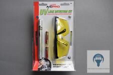 UV-Lampe & Schuzbrille zur Lecksuche Kfz Kühlsystem Ölsystem Klimaanlage