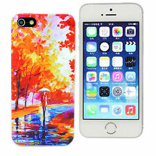 Soft Gel Phone Silicone Protective Case Cover Skin For Apple iPhone SE 5 5G 5S