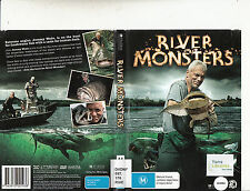 River Monsters-2009/15-TV Series USA-[6 Episodes 1-6]-2 DVD