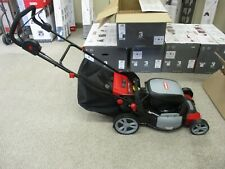Oregon 591077 Lm400 Lawn Mower with two 4.0 Ah Batteries and C750 Rapid Charger