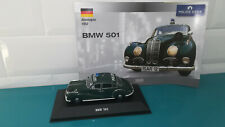 Voiture 1/43 Police cars collection ATLAS BMW 501 Polizei