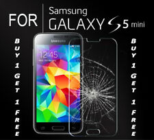100% Real Genuine Tempered Glass Film Screen Protector for Samsung Galaxy S5 min