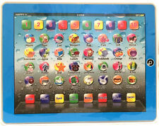 Y-pad English Tablet Learning Education Machine Toy Gifts for Kids 3 + Blue