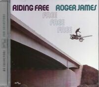 Roger James - Riding Free (1973 Album Remastered + 13 Bonus Tracks) 2018 CD