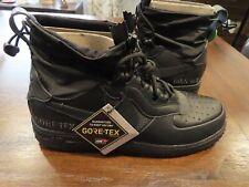 Nike Air Force 1 WTR GTX - Black/Black/Anthracite (Deadstock!) US 10.5