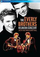 The Everly Brothers - Reunion Concert - Live At The Royal Albert Hall (NEW DVD)