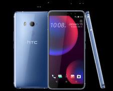 Téléphones mobiles argentés HTC avec android