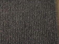 Nadelfilz Bodenbelag (1,89€/m²) Teppichboden Auslegware dunkel grau B1