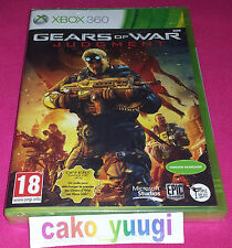 GEARS OF WAR JUDGMENT XBOX 360 NEUF SOUS BLISTER FRANCAIS