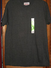 Hanes Eco Charcoal Gray Modern Fit Short Sleeve Tee M
