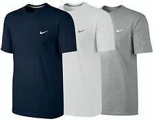 Los nuevos hombres de Nike Camiseta Logo, Top, T-Shirt