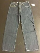 Sean Jean Relaxed Fit Cool Stylish Blue Jeans. Brand New With Tags. FRESH!