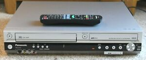 Panasonic DMR-EZ45V VHS/DVD Recorder... Copy from VHS to DVD!