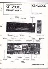 Kenwood Original Service Manual für KR-V 9010