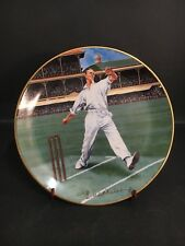 CRICKET PLATE BILL O'REILLY LIMITED EDITION #753c