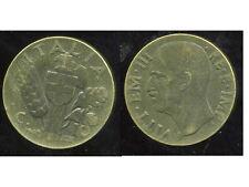 ITALIE  ITALY  10 centesimi 1942