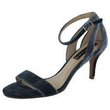 Women's Velvet Upper Ankle Straps
