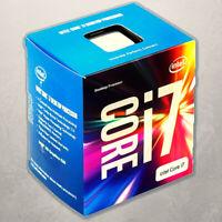 Intel i7 7700K 4.2 GHz Quad Core CPU Kaby Lake Desktop Processor, Socket LGA1151