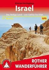 Israel. Das Heilige Land - von Galiläa bis Eilat von Winfried Borlinghaus (2017)