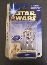C-3PO Tatooine Ambush 2003 STAR WARS The Saga Collection MOC #21