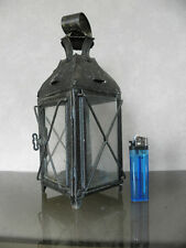 Antique Lantern Candle HOLDER BARN Lighting Lamp Vintage Primitive light