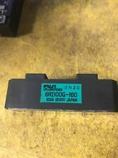 FUJI rectifier bridge module 6RI100G-160 6RI100G160 100A 1600V #A06Q LW