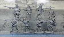 Plastic Toy Soldiers Engineer Basevich Spanish Conquistador NEW 1/32 54 mm