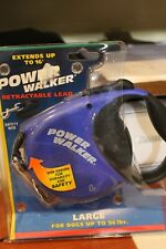 Coastal  Lge.. Retractable Lead New in Package Blue