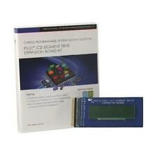 1 x Cypress Semiconductor PSoC LCD Segment Drive Expansion Kit CY8CKIT-029