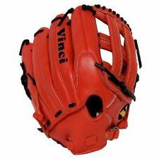 Vinci Pro Limited Series BMB-L Red Baseball Glove 13 inch