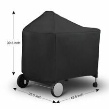BBQ Barbecue Cover Waterproof Protective Grill Cover for Weber 7152 Charcoal