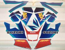 SUZUKI RG125 RG125F RG125 FUN RESTORATION DECAL SET