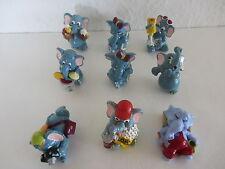 Ü-Ei  Figuren -   9  Funny Fanten  Elefanten
